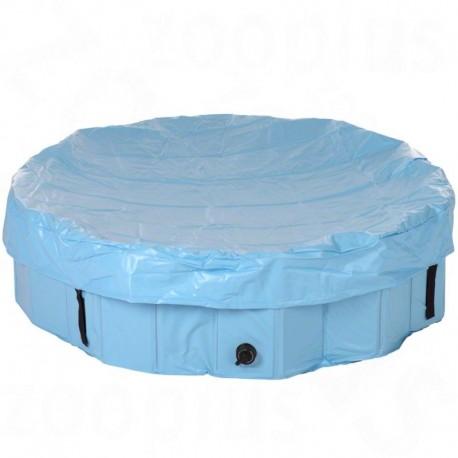 Trixie Copertura per piscina per cani Modello 80 x 20 cm