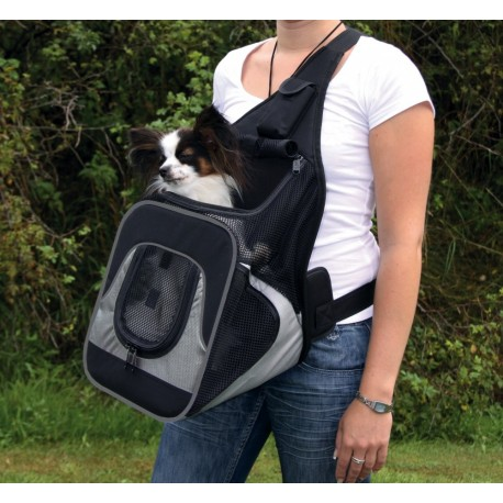 Trixie Borsa frontale SAVINA per cane fino a 10 kg cod. 28941