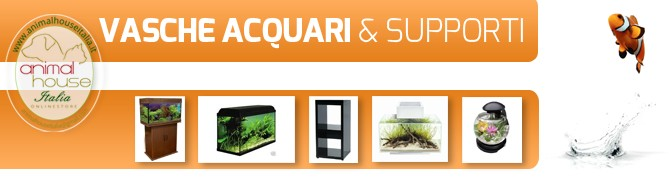 Prodotti per acquario e acquariologia online animal for Acquari on line vendita