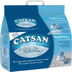 Catsan lettiera igienica per gatti 10 litri for Catsan lettiera
