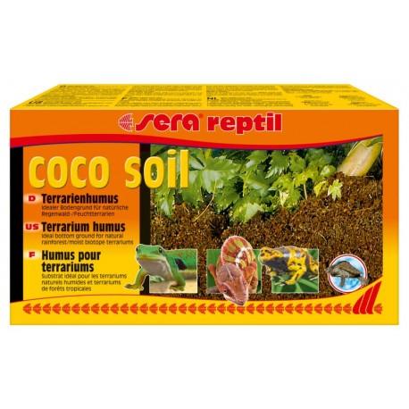 Sera Coco Soil 8 litri Substrato per Terrario Rettili