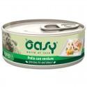 Oasy Wet Dog Pollo con Verdure Lattina 150 gr