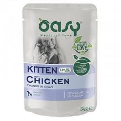 Oasy Bocconcini in Salsa Kitten 85 gr