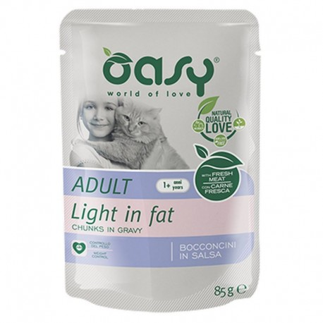 Oasy Bocconcini in Salsa Light 85 gr