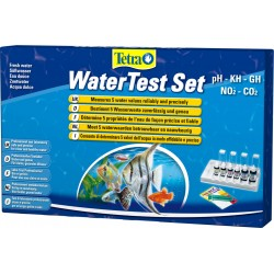 Tetra Water Test Set Laborett - Kit 4 test acquario pH KH GH NO2