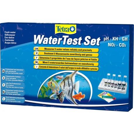 Tetra Water Test Set Laborett - Kit 4 test acquario pH KH GH NO2