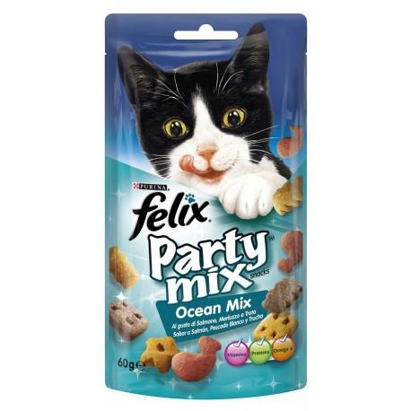 Felix Party Mix Snacks Ocean Mix 60 gr