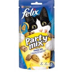 Felix Party Mix Snacks Cheezy Mix 60 gr