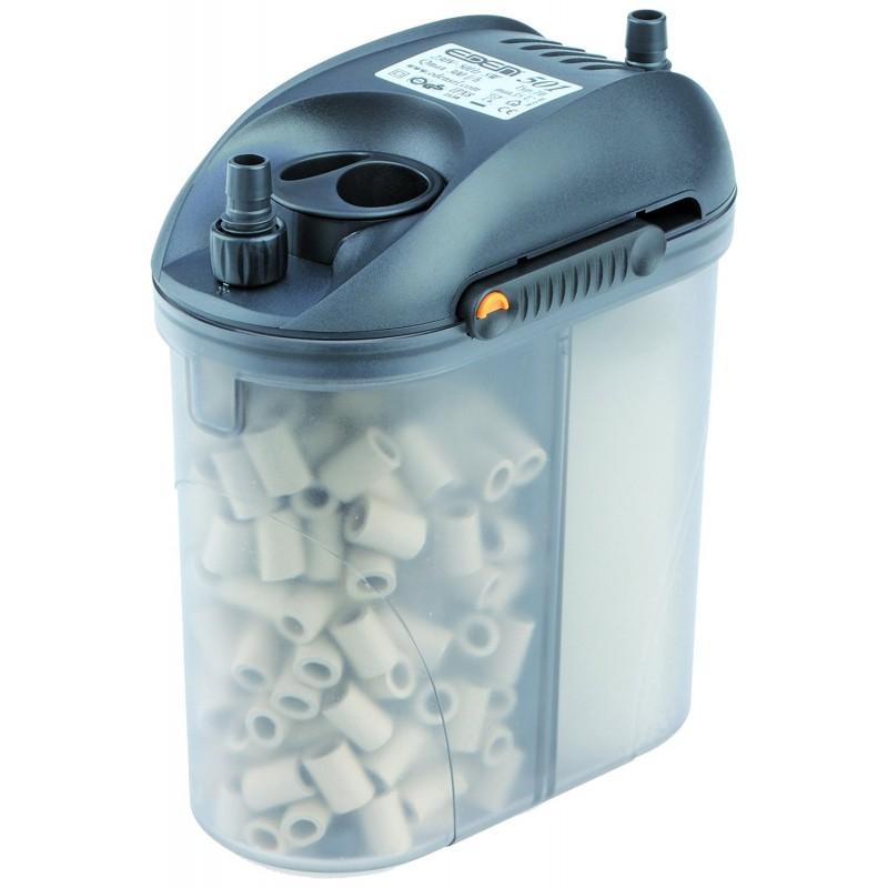 Eden 501 filtro esterno per acquario 60 litri for Miglior filtro esterno per tartarughe