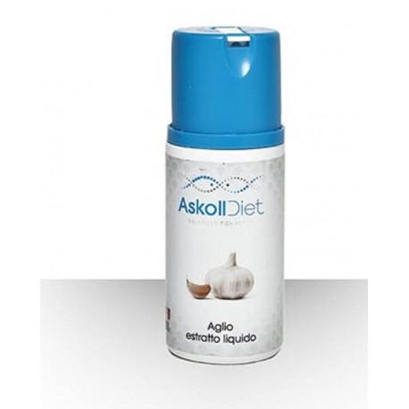 Askoll Diet Aglio Estratto Liquido per Pesci 100 ml
