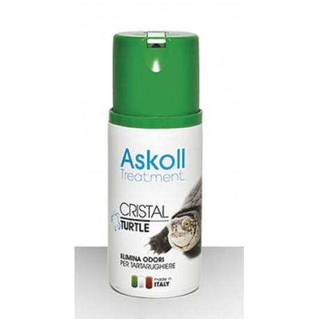 Askoll Cristal Turtle 100 ml Elimina Cattivi Odori