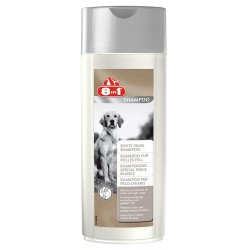 8in1 Shampoo per Pelo Chiaro 250 ml per cane
