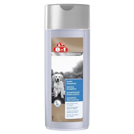 8in1 Shampoo per Cuccioli 250 ml per cane