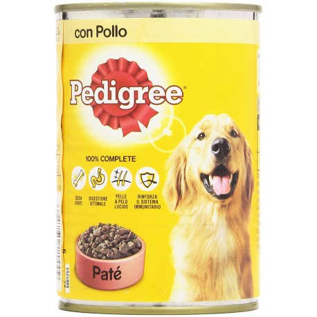Pedigree Patè Pollo 405 grammi