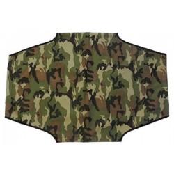 Leopet Telo di Ricambio per Brandina Fissa Army per Cani cm 100 x 60