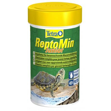 TETRA Reptomin Junior 250ml 75g Mangime Stick Tartarughe Giovani d'acqua