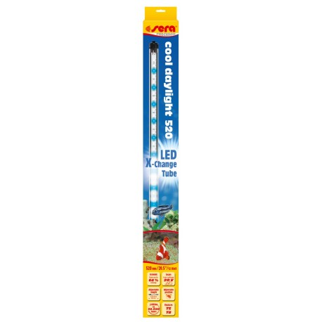 Sera LED X-Change Tube Cool Daylight 520
