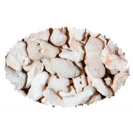 Sabbia Corallina Grossa mm 6-8 Kg10 per Acquario Marino