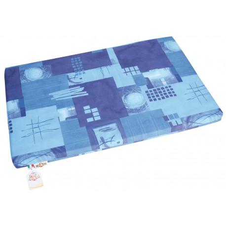 Cuscino Materassino rettangolare RELAX 80 x 50 cm per Cane