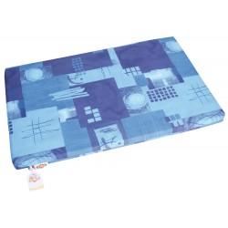 Cuscino Materassino rettangolare RELAX 115 x 75 cm per Cane Taglia Grande