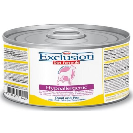 Exclusion Diet Hypoallergenic Quaglia e Piselli 200 gr