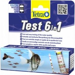 Tetra Test 6in1 6 Test per Acquario
