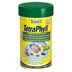 Tetra Phyll 250 ml 52g Mangime per Pesci Tropicali