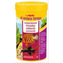 Sera FD Artemia Shrimps 250 ml 16g Mangime per Pesci