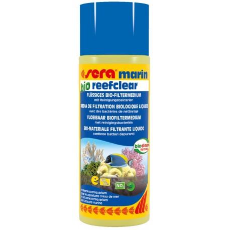 Sera Bio Reefclear 500 ml Batteri per Acquario Marino