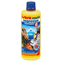 Sera Marin Component 6 Magnesio 250ml per Acquario Marino