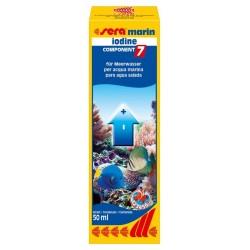 Sera Marin Component 7 IODIO 50 ml per acquario marino