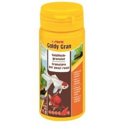 Sera Goldy Gran 50 ml 15g Mangime in Granuli per Pesci Rossi Acquario