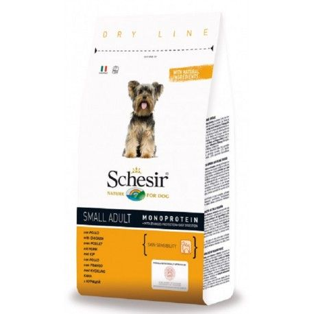 Schesir Dog Small adult Pollo 2 kg