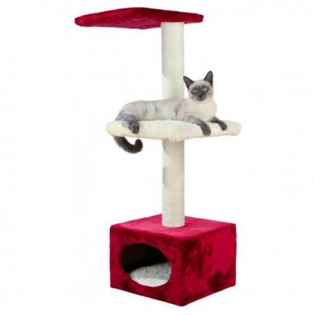 Trixie Tiragraffi Elena colore rosso beige 109 cm altezza per gatto cod. 43821