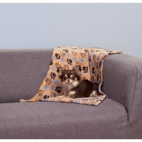 Trixie Coperta Laslo Beige 75 x 50 cm per Cane e Gatto cod. 37201