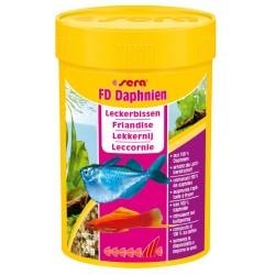 Sera Daphnien 100 ml 10g Mangime Leccornia per Pesci acquario