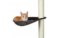 Trixie Piattaforma Amaca Relax 40 cm Grigio per Gatti cod. 43542