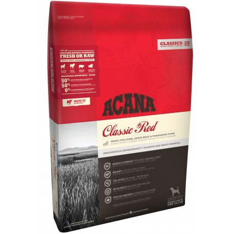 Acana Adult Dog Classic Red 11,4 kg Crocchette per Cani