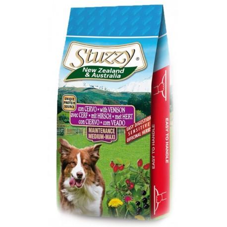 Stuzzy Dog New Zealand & Australia con Cervo 12 Kg Crocchette per Cani