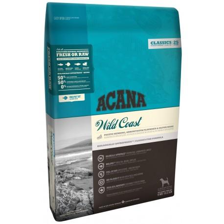 Acana Adult Dog Classics Wild Coast 11,4 kg Crocchette per Cani