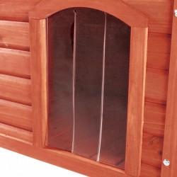 Trixie Porta per Cuccia Casetta Natura S-M 22x35 cm cod. 39571