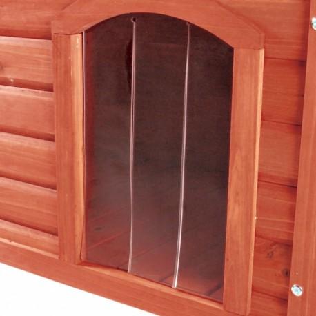 Trixie Porta per Cuccia Casetta Natura M-L 32x45 cm cod. 39572