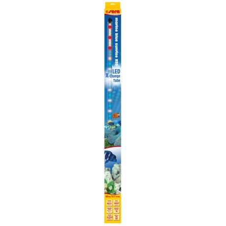 Sera LED X-Change Tube Marine Blue Sunrise 820