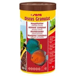 Sera Discus Granulat 1000 ml 480gr Mangime in Granuli per Ciclidi e Discus