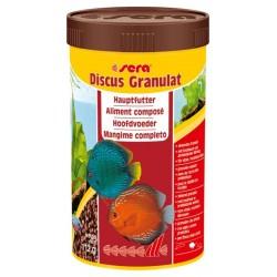 Sera Discus Granulat 250 ml 112g Mangime in Granuli per Ciclidi e Discus