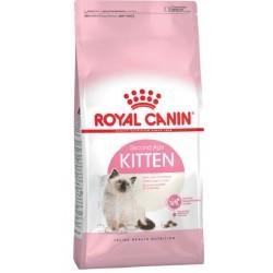 Royal Canin Kitten 2 Kg Croccantini per gatto