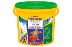 Sera Pond Flakes 3,8 Litri 600g Mangime in fiocchi per pesci laghetto