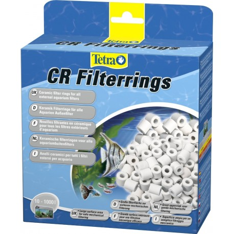 Tetra CR Filterrings 2500 ml Cannolicchi per Filtro Acquario