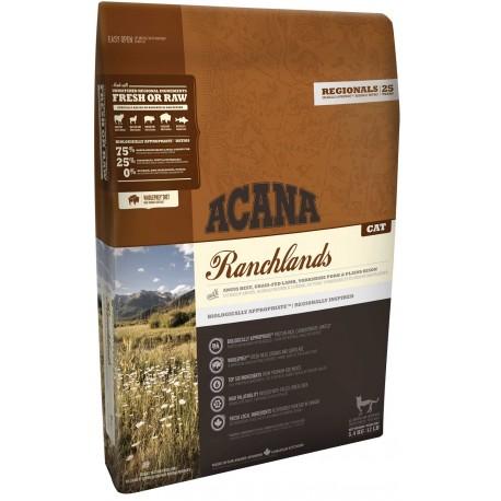 Acana Cat Regional Ranchlands 5,4 Kg - Crocchette per Gatti