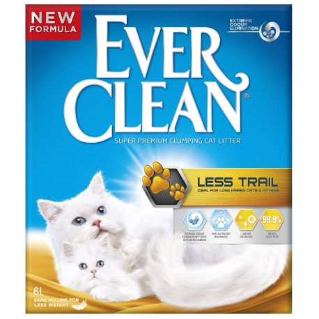 Ever Clean Less Trail 6 L